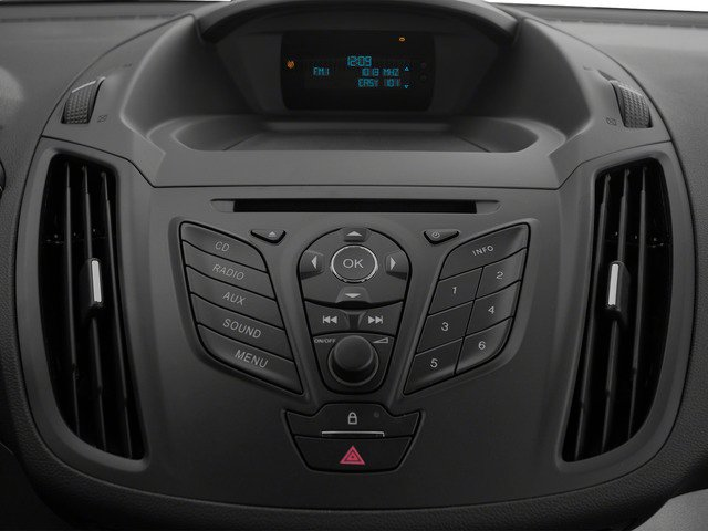 2015 Ford Escape Prices and Values Utility 4D S 2WD stereo system