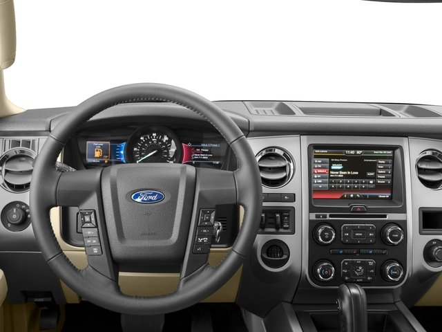 2015 Ford Expedition Prices and Values Utility 4D Limited 2WD driver's dashboard