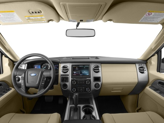 2015 Ford Expedition Prices and Values Utility 4D Limited 2WD full dashboard