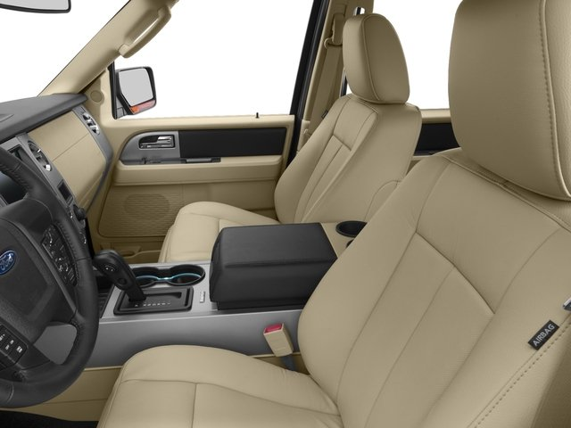 2015 Ford Expedition Prices and Values Utility 4D Limited 2WD front seat interior