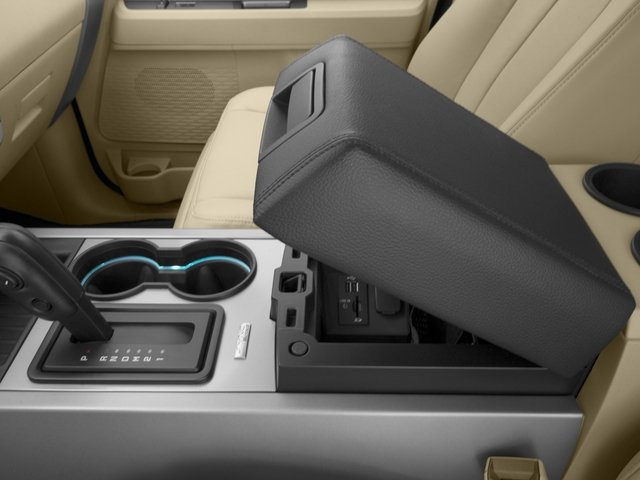 2015 Ford Expedition Prices and Values Utility 4D Limited 2WD center storage console