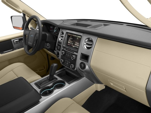 2015 Ford Expedition Prices and Values Utility 4D Limited 2WD passenger's dashboard