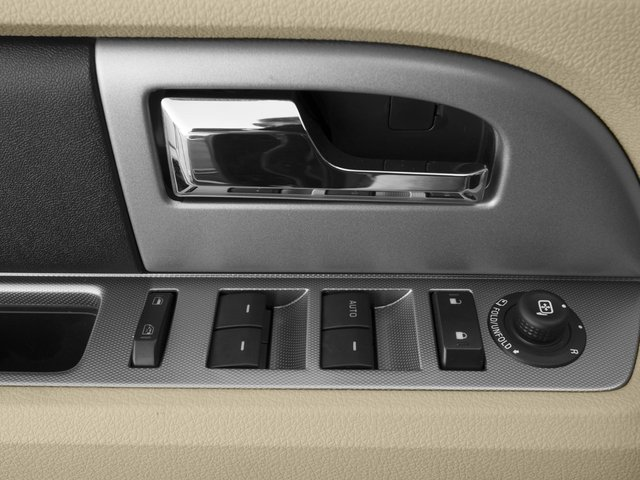 2015 Ford Expedition Prices and Values Utility 4D Limited 2WD driver's side interior controls