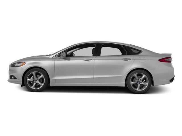 2015 Ford Fusion Prices and Values Sedan 4D SE I4 side view