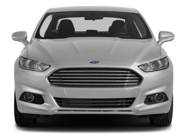 2015 Ford Fusion Prices and Values Sedan 4D SE I4 front view