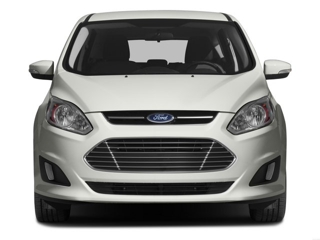 2015 Ford C-Max Hybrid Pictures C-Max Hybrid Hatchback 5D SEL I4 Hybrid photos front view