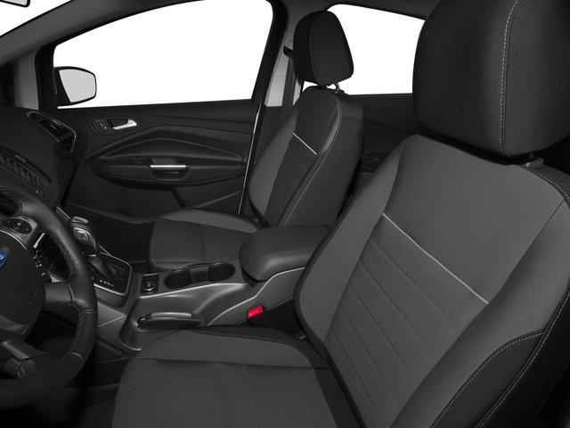 2015 Ford C-Max Hybrid Pictures C-Max Hybrid Hatchback 5D SEL I4 Hybrid photos front seat interior