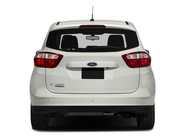 2015 Ford C-Max Energi Prices and Values Hatchback 5D Energi I4 Hybrid rear view