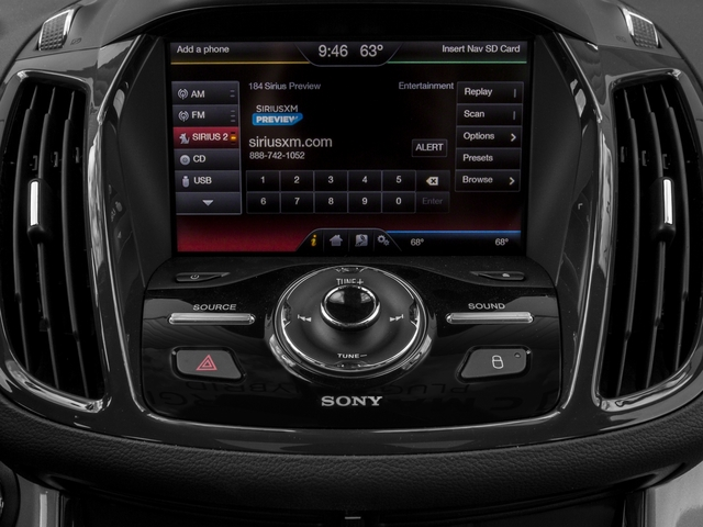 2015 Ford C-Max Energi Prices and Values Hatchback 5D Energi I4 Hybrid stereo system