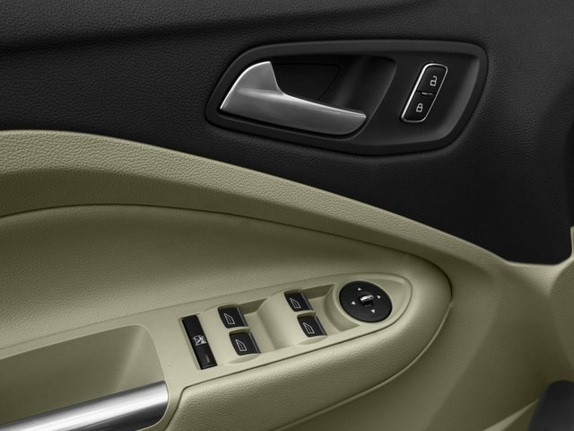2015 Ford C-Max Energi Prices and Values Hatchback 5D Energi I4 Hybrid driver's side interior controls