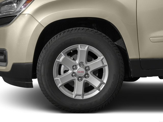 2015 GMC Acadia Pictures Acadia Utility 4D SLT AWD photos wheel