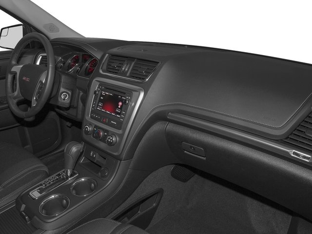 2015 GMC Acadia Prices and Values Utility 4D SLE2 AWD passenger's dashboard