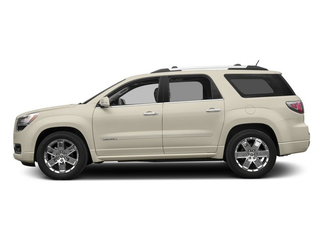 2015 GMC Acadia Prices and Values Utility 4D Denali AWD side view