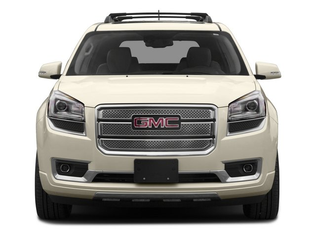 2015 GMC Acadia Prices and Values Utility 4D Denali AWD front view