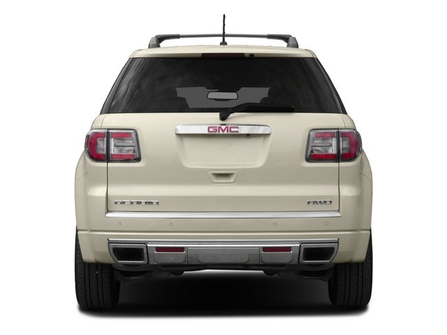 2015 GMC Acadia Prices and Values Utility 4D Denali AWD rear view