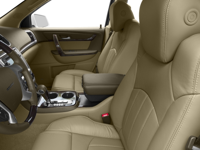 2015 GMC Acadia Prices and Values Utility 4D Denali AWD front seat interior