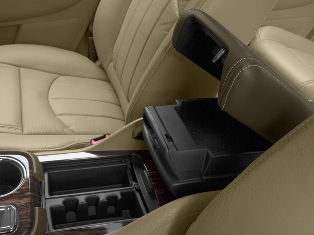 2015 GMC Acadia Prices and Values Utility 4D Denali AWD center storage console
