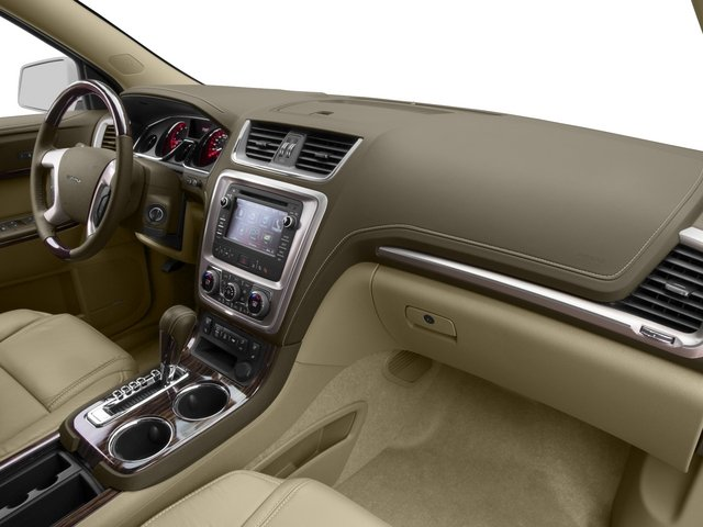 2015 GMC Acadia Prices and Values Utility 4D Denali AWD passenger's dashboard