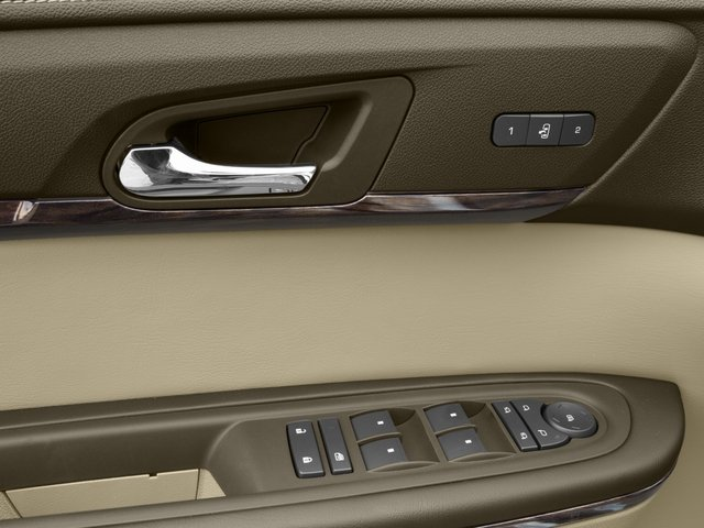 2015 GMC Acadia Prices and Values Utility 4D Denali AWD driver's side interior controls