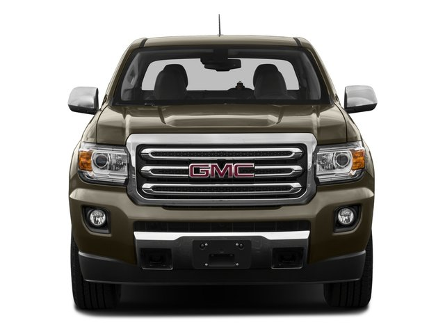 2015 GMC Canyon Prices and Values Crew Cab SLE 4WD front view