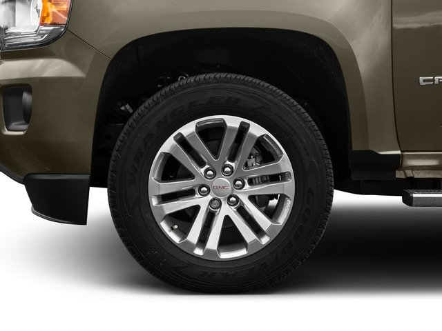 2015 GMC Canyon Prices and Values Crew Cab SLE 4WD wheel