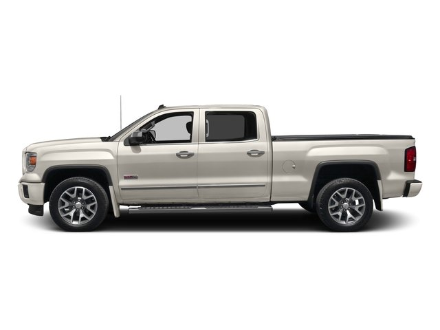 2015 GMC Sierra 1500 Prices and Values Crew Cab SLE 2WD side view