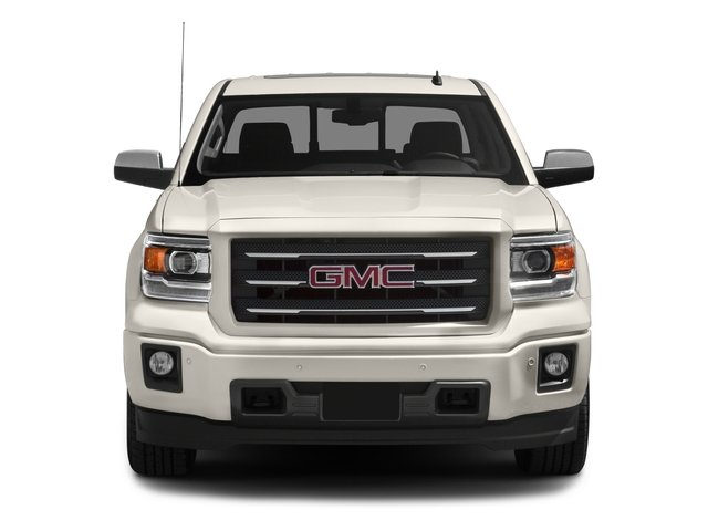 2015 GMC Sierra 1500 Prices and Values Crew Cab SLT 2WD front view