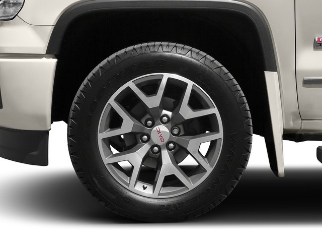 2015 GMC Sierra 1500 Prices and Values Crew Cab SLT 2WD wheel