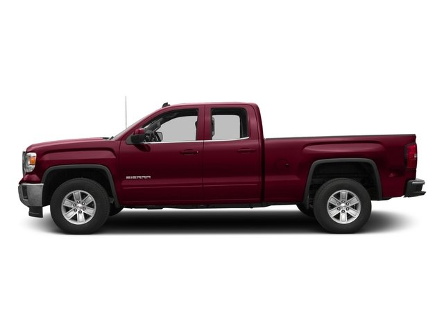 2015 GMC Sierra 1500 Prices and Values Extended Cab SLE 4WD side view