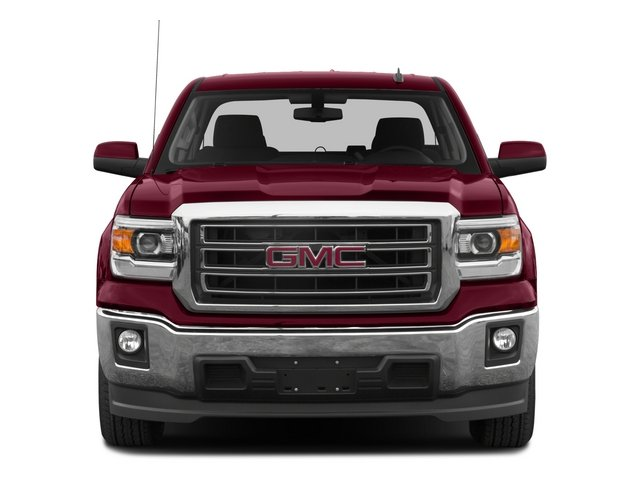 2015 GMC Sierra 1500 Prices and Values Extended Cab SLE 4WD front view