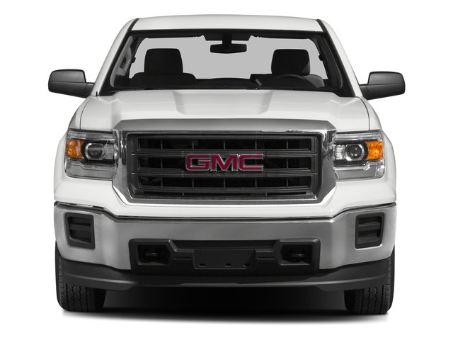 2015 GMC Sierra 1500 Prices and Values Regular Cab SLE 4WD front view