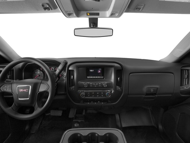 2015 GMC Sierra 1500 Prices and Values Regular Cab SLE 4WD full dashboard