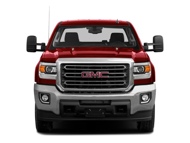 2015 GMC Sierra 2500HD Prices and Values Crew Cab SLE 4WD front view