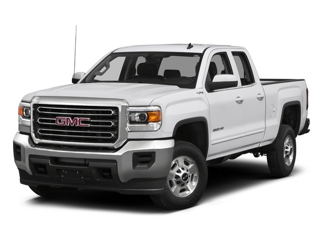 2015 GMC Sierra 2500HD Pictures Sierra 2500HD Extended Cab SLT 4WD photos side front view
