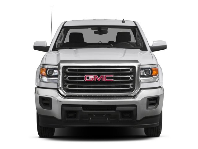 2015 GMC Sierra 2500HD Pictures Sierra 2500HD Extended Cab SLT 4WD photos front view