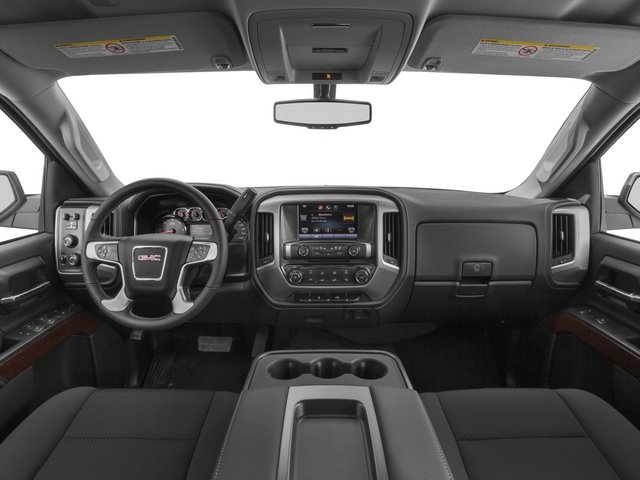 2015 GMC Sierra 2500HD Pictures Sierra 2500HD Extended Cab SLT 4WD photos full dashboard