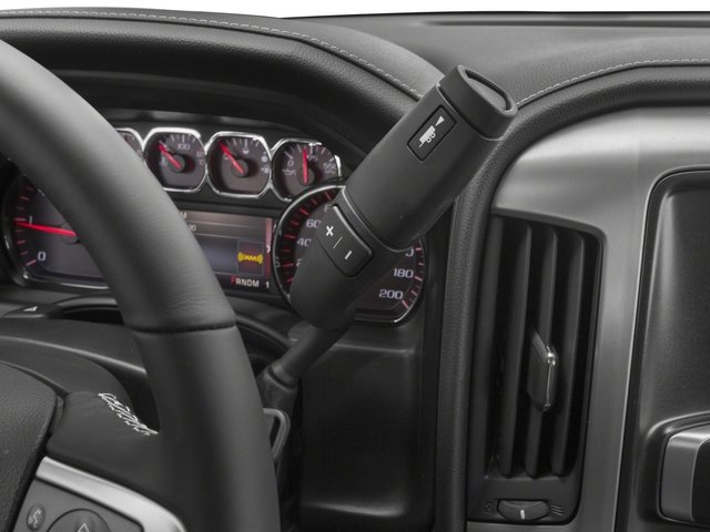 2015 GMC Sierra 2500HD Pictures Sierra 2500HD Extended Cab SLT 4WD photos center console