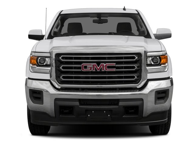 2015 GMC Sierra 2500HD Pictures Sierra 2500HD Regular Cab SLE 4WD photos front view