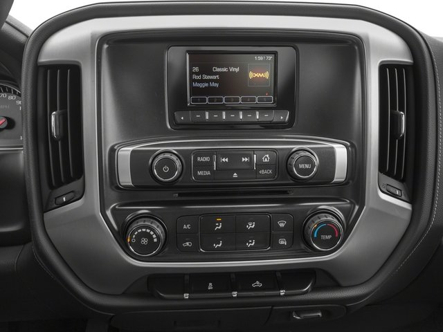 2015 GMC Sierra 2500HD Pictures Sierra 2500HD Regular Cab SLE 4WD photos stereo system