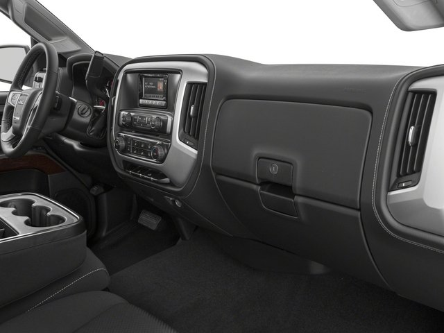 2015 GMC Sierra 2500HD Pictures Sierra 2500HD Regular Cab Work Truck 2WD photos passenger's dashboard