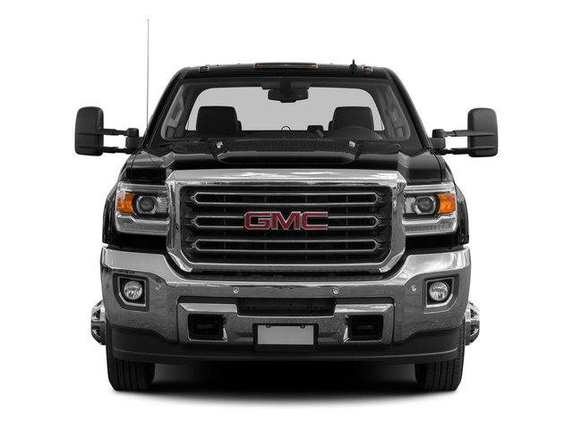 2015 GMC Sierra 3500HD Prices and Values Crew Cab SLT 4WD front view
