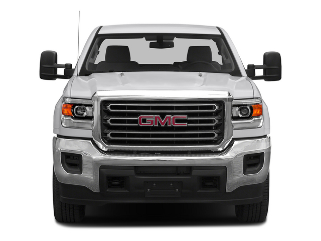2015 GMC Sierra 3500HD Pictures Sierra 3500HD Regular Cab Work Truck 4WD photos front view