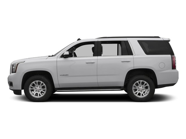 2015 GMC Yukon Prices and Values Utility 4D SLT 2WD side view