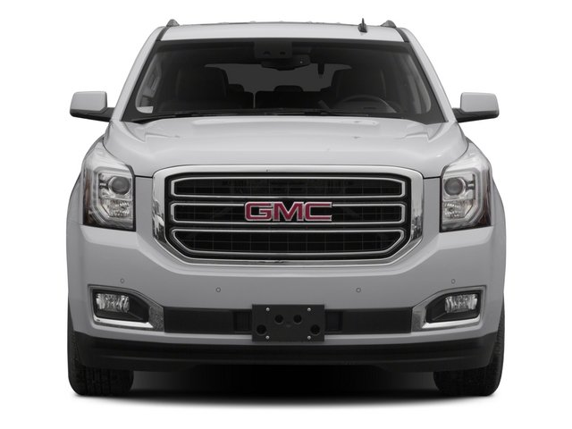 2015 GMC Yukon Prices and Values Utility 4D SLT 2WD front view