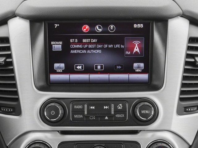 2015 GMC Yukon Prices and Values Utility 4D SLT 2WD stereo system
