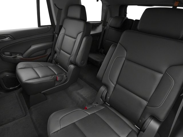 2015 GMC Yukon Prices and Values Utility 4D SLT 2WD backseat interior