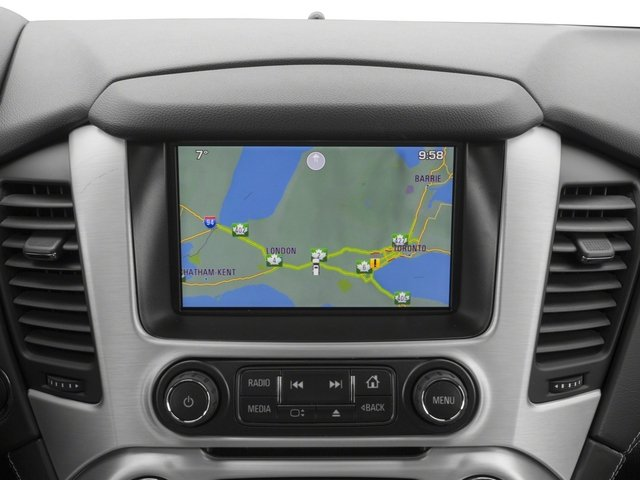 2015 GMC Yukon Prices and Values Utility 4D SLT 2WD navigation system