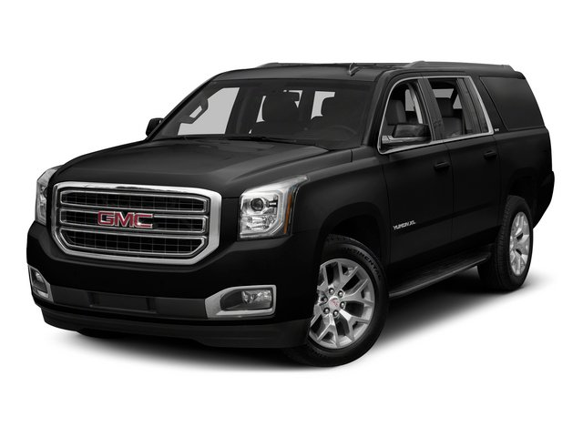 2015 GMC Yukon XL Prices and Values Utility 4D Denali 4WD side front view