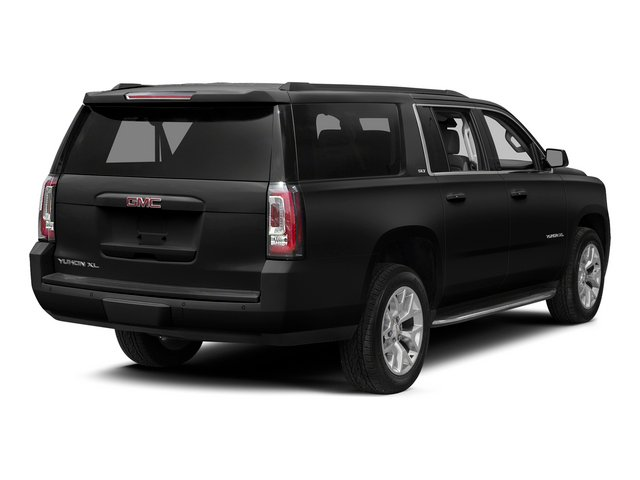 2015 GMC Yukon XL Prices and Values Utility 4D Denali 4WD side rear view