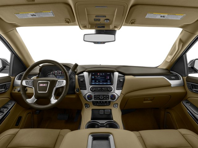 2015 GMC Yukon XL Prices and Values Utility 4D Denali 4WD full dashboard